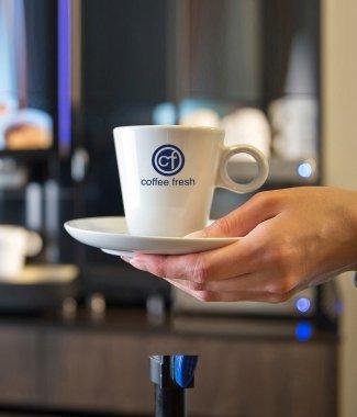 Coffee fresh